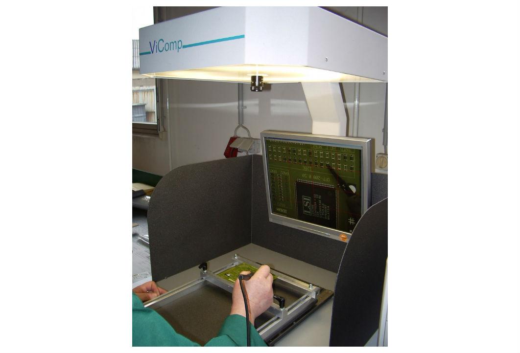 Vicomp Inspektionssystem
