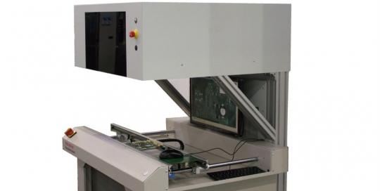 Vicomp Inline Optisches Inspektionsgerät